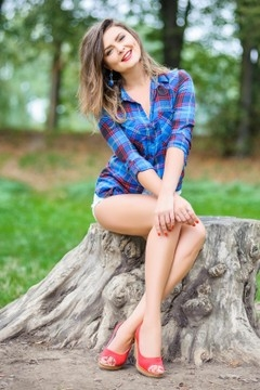 Natalie from Ivanofrankovsk 27 years - hot lady. My small primary photo.