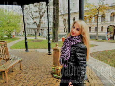 Julia from Kiev 31 years - bride for you. My small public photo.