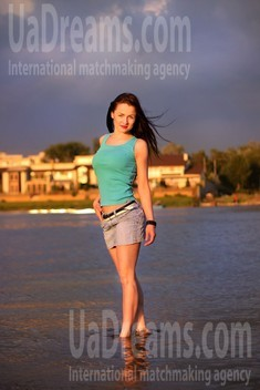 Dashenka from Zaporozhye 37 years - kind russian girl. My small public photo.