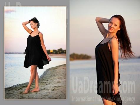 Dashenka from Zaporozhye 36 years - single russian woman. My small public photo.