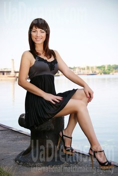 Olya from Zaporozhye 35 years - morning freshness. My small public photo.
