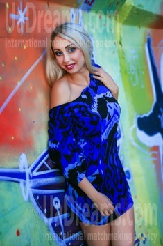 Ksenia from Zaporozhye 36 years - searching life partner. My small public photo.