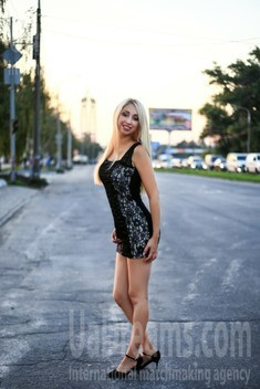 Ksenia from Zaporozhye 35 years - seeking soulmate. My small public photo.