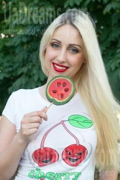 Ksenia from Zaporozhye 36 years - single russian woman. My small public photo.