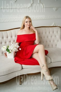 Maria 30 years - ukrainian bride. My small public photo.