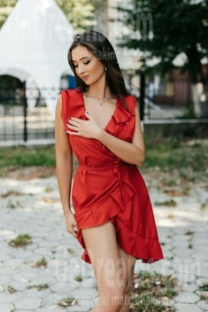Ulya from Ivano-Frankovsk 30 years - favorite dress. My small public photo.