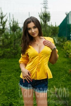Ulya from Ivano-Frankovsk 30 years - smiling for you. My small public photo.