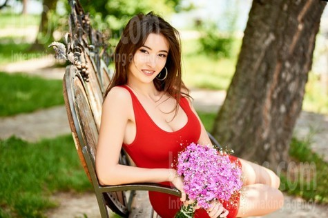 Ulya from Ivanofrankovsk 27 years - desirable woman. My small public photo.