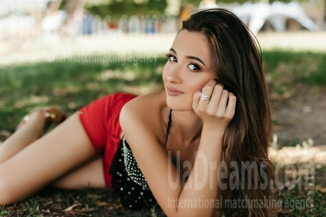 Ulya from Ivanofrankovsk 29 years - great weather. My small public photo.