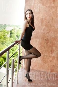 Elena from Odessa 34 years - ukrainian bride. My small public photo.