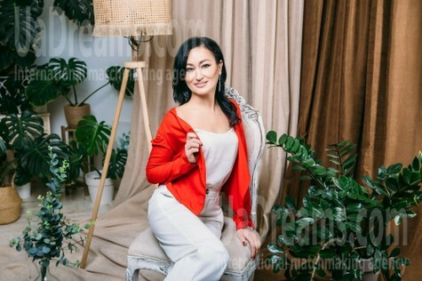 Tatiana from Kharkov 46 years - search for love. My small public photo.
