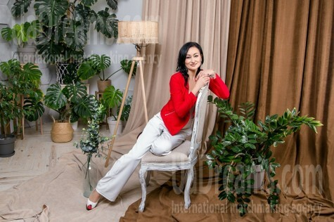 Tatiana from Kharkov 46 years - mysterious beauty. My small public photo.