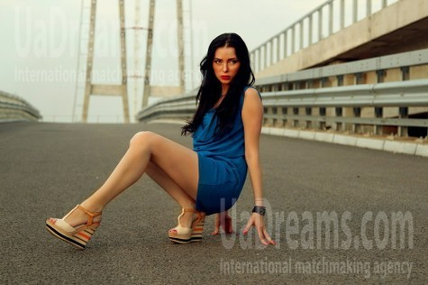 Alina from Kiev 27 years - ukrainian woman. My small public photo.