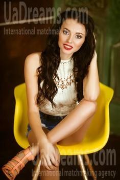 Alina from Kiev 29 years - joy and happiness. My small public photo.