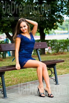 Valia from Sumy 26 years - easy charm. My small public photo.