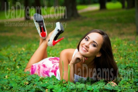 Valia from Sumy 26 years - single russian woman. My small public photo.