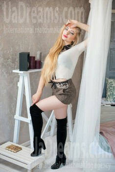 Vickie from Ivanofrankovsk 26 years - intelligent lady. My small public photo.
