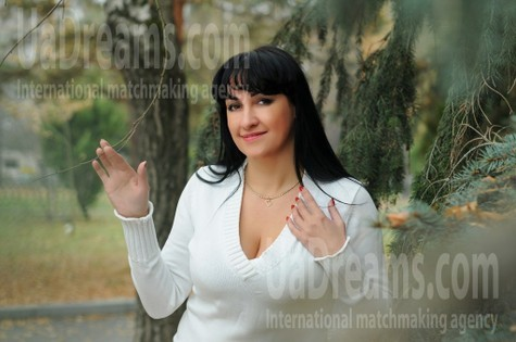 Svitlana from Rovno 47 years - attractive lady. My small public photo.