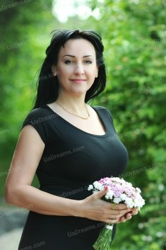 Svitlana 49 years - amazing appearance. My small public photo.
