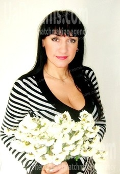 Svitlana 49 years - eyes lakes. My small public photo.