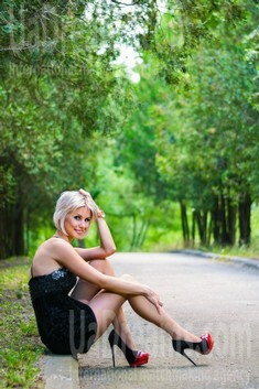 Yana from Dnipro 29 years - bright smile. My small public photo.