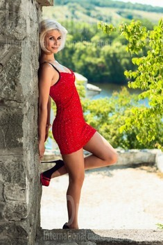 Yana from Dnipro 29 years - charm and softness. My small public photo.