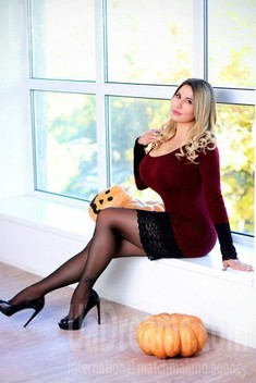 Tanya from Zaporozhye 42 years - Kind-hearted woman. My small public photo.