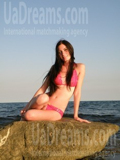 Anna from Cherkasy 23 years - smiling for you. My small public photo.
