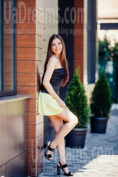 Anna from Cherkasy 23 years - look for fiance. My small public photo.