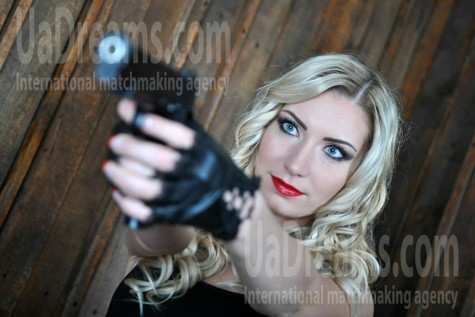 Anna from Cherkasy 23 years - search for love. My small public photo.