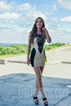 Anna from Cherkasy 24 years - favorite dress. My small public photo.