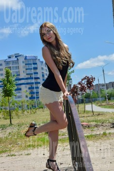 Anna from Cherkasy 24 years - sunny day. My small public photo.