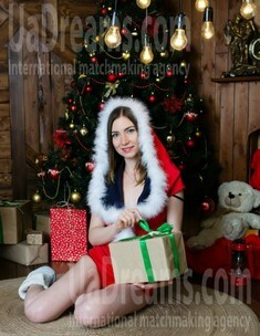 Anna from Cherkasy 26 years - romantic girl. My small public photo.