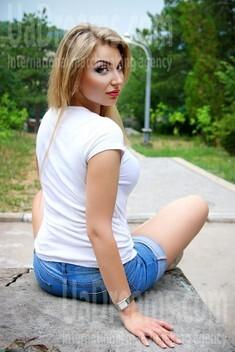 Svetik from Zaporozhye 29 years - ukrainian bride. My small public photo.