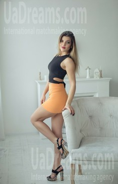 Irina from Sumy 27 years - future wife. My small public photo.