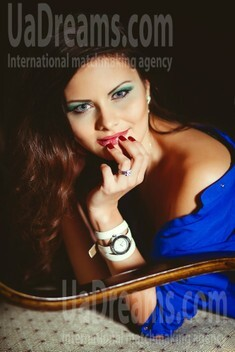 Tanya from Dnepropetrovsk 29 years - charm and softness. My small public photo.