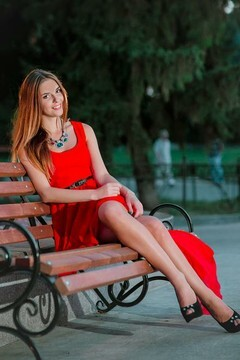 Victoria from Poltava 21 years - lovely girl. My small primary photo.