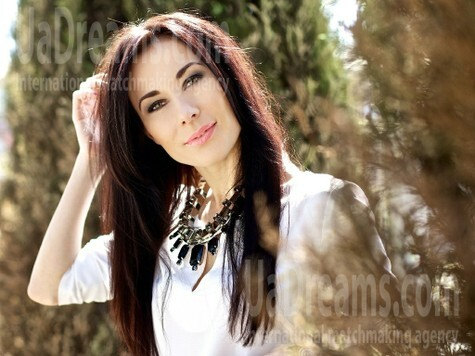 Eugenia from Kharkov 36 years - girl for marriage. My small public photo.