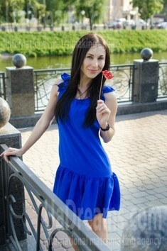 Eugenia from Kharkov 35 years - nice fiancee. My small public photo.