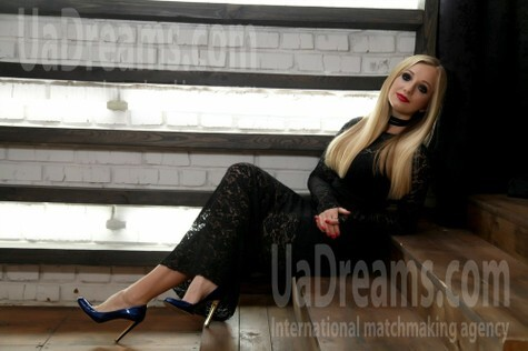 Yana from Sumy 28 years - waiting for husband. My small public photo.