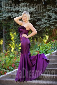 Valerie from Zaporozhye 27 years - sunny smile. My small public photo.