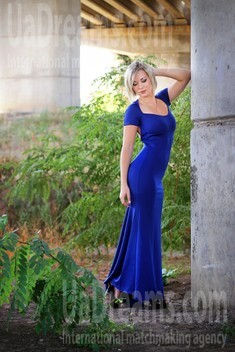 Valerie from Zaporozhye 27 years - favorite dress. My small public photo.