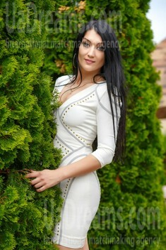 Vicky from Cherkasy 33 years - searching life partner. My small public photo.