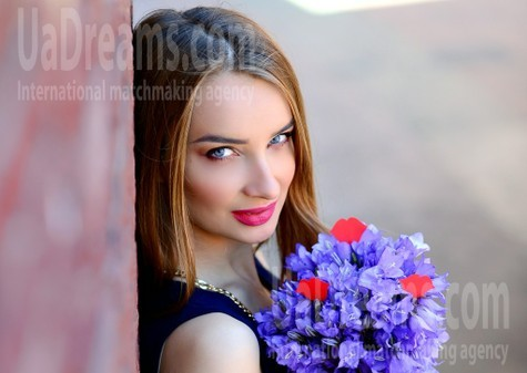 Lily from Rovno 23 years - looking for relationship. My small public photo.