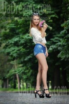 Lily 26 years - ukrainian bride. My small public photo.