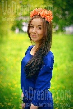 Sofia from Ivanofrankovsk 24 years - search for love. My small public photo.