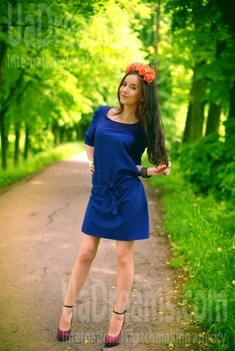 Sofia from Ivanofrankovsk 24 years - single russian woman. My small public photo.