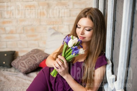 Galya from Ivanofrankovsk 30 years - search for love. My small public photo.