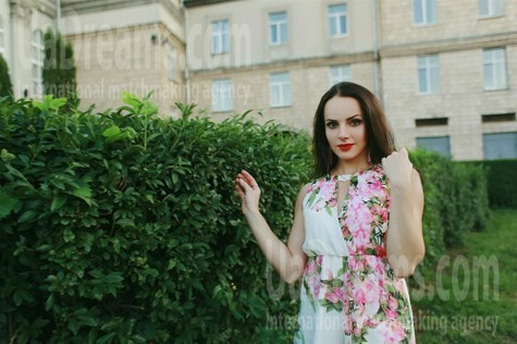 Irene from Cherkasy 24 years - searching life partner. My small public photo.