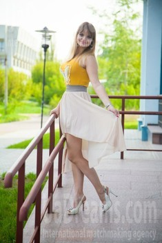 Alina from Sumy 30 years - beautiful and wild. My small public photo.